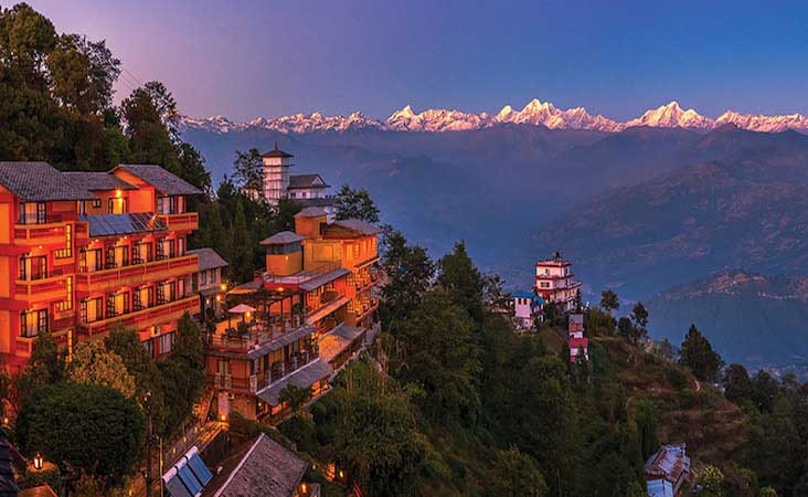 Incredible Kathmandu tour with overnight Nagarkot