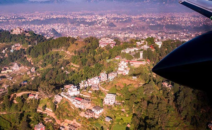 Kathmandu tour with Mt. Everest flight