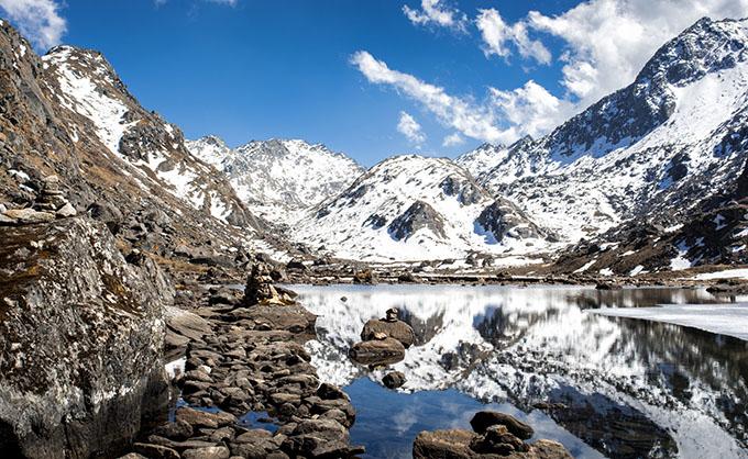 Langtang Valley Gosaikunda and Melamchi Trek