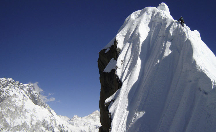 Lobuche East Peak climbing with Everest Base Camp Trek