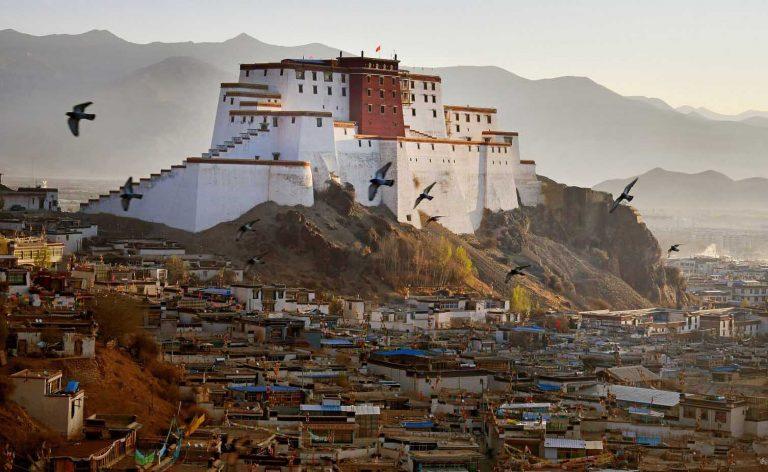Lhasa to Kathmandu overland Tour