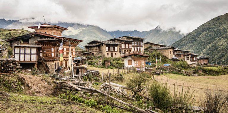 Laya-Gasa Trek Bhutan-17days